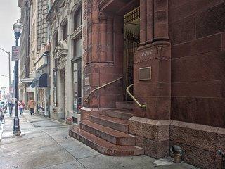 NEW! Downtown Baltimore Apt - Walk to Inner Harbor