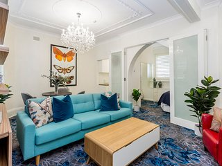 1BR Beautiful Art Deco Apt In Elizabeth Bay,Sydney