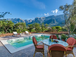 VILLA FRONTERA - Villa for 6 people in SÓLLER