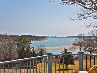 Serene Seclusion with Sandy Beach, Water Views, Handy Hiking Trails 047-OH