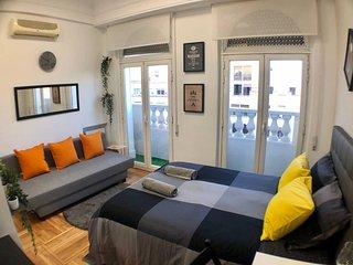 Amazing studio in Madrid & Wifi
