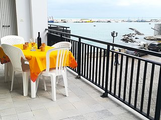Casa vacanze 'afrodite' centro storico Otranto, Salento 6 posti