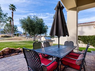 Dog-friendly PGA West home w/shared pool, gorgeous views