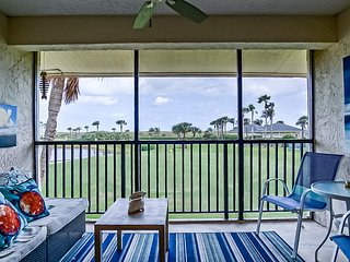 OV 323 Ocean/Golf Course View Condo-Welcome to Paradise
