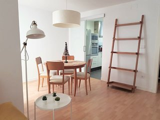 Lovely 2 Bedroom Wifi AC Flat by the Turia Gardens
