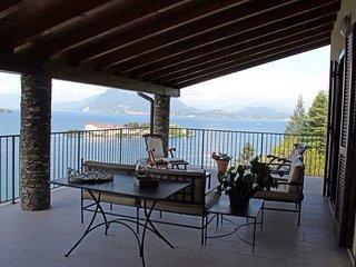 Villa Gaia over Borromeo's Gulf
