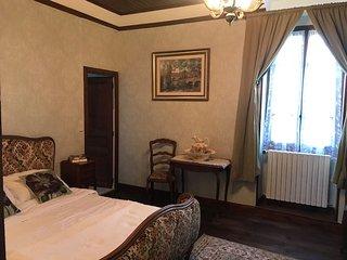 Chateau de Sauge - Woodland Suite