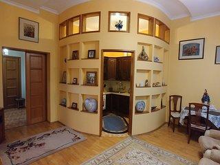One bedroom. 11 Pushkinska str. Centre of Kiev