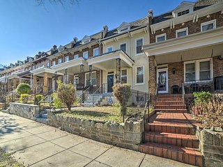 NEW! Washington, D.C. Home, 4 Mi to National Mall!
