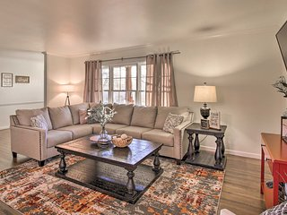 NEW! Remodeled Home w/Pool, 5 Mi to Downtown Tulsa