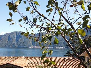 Apartment next Isola Comacina, Lake Como