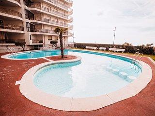 Apartamento a primera línea de mar con piscina, Costa Brava