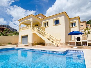 Villa Canuta de Ifach - Holiday house with private pool in Calpe