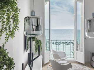 Luxurious Seafront Belle Epoque apartment