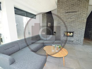 Beautiful home in Gilleleje w/ WiFi and 4 Bedrooms (E04640)