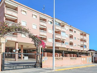 Stunning apartment in Santa Pola w/ Outdoor swimming pool, WiFi and Outdoor swim