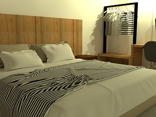 Shellona Luxury Rooms - Superior 2nd floor 3 Bedroom Apartment, Sea View