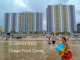 Ocean Walk Resort  910 Ocean Front Balcony