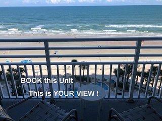 Ocean Walk Resort 908 Beautiful Ocean Front Condo