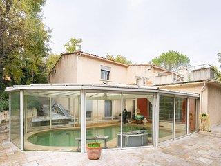 Lou Bancaou - Maison tout confort avec piscine