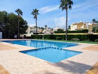Alicante La Zenia,wifi gratis,piscina,3 dorm.,2baños,junto campos golf