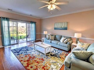 GORGEOUS, Small Dog Friendly 3 BEDROOM CONDO HAS ROOM FOR YOUR FAMILY.  Relax on