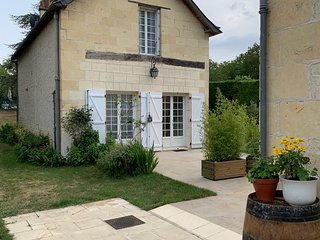Esprit de Cinais - a beautiful country home near Chinon