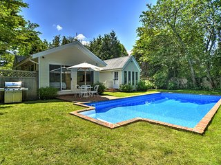 Stunning Home w/Modern, New Kitchen. Walk to Everything in East Hampton Village!