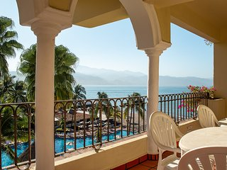 Beautiful 3 Bedroom Ocean View Condo at Velas Vallarta