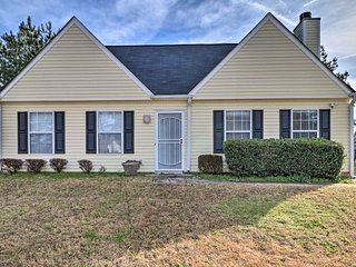 NEW! Atlanta Area Family Home - 11 Mi to Downtown!