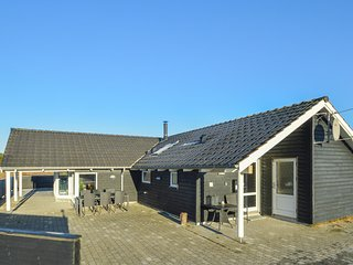 Awesome home in Lokken w/ Sauna, WiFi and 4 Bedrooms (D7836)