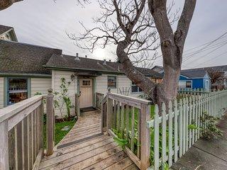 Historic, dog-friendly, downtown home w/ shared sauna & enclosed yard