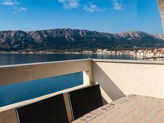 Apartment Lori Baska Island Krk Croatia