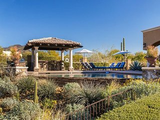 Expansive Horse Property w/ Private Casita, Heated Pool, Spa & Home Theater