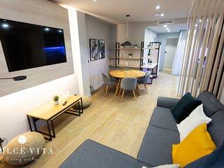 Apartamento MILANO, en el centro de Villarreal