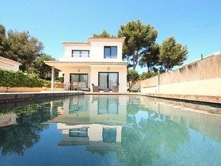 Villa para 8 personas en Port Adriano, Mallorca