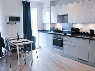 Luxury City Centre Apartment two