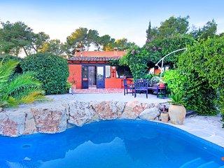 SAMBORI - Casa con encanto perfecta para vacaciones en Moraira