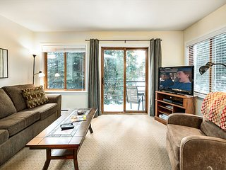 Wildwood Suites 207 Ski-in Condo Downtown Breckenridge Lodging
