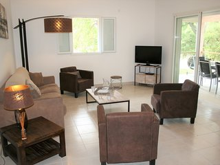Charming air-conditioned villa at 5 min from the beach of ST Cyprien