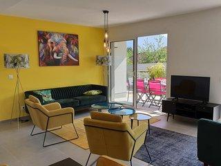 Appartement Jardin  avec Terrasse