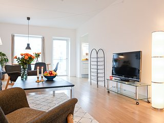 Modern 3-Bedroom Apartment near metro station in Copenhagen Orestad