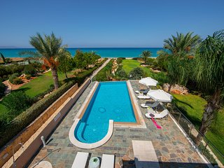 Galene Beachfront Luxury Villa