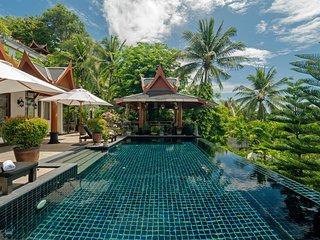 Ayara Hilltops 4BR Seaview Villa at Surin Beach