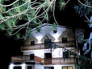 Lodge Rose's Heart; luxe vakantie appartementen