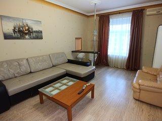 Two bedrooms. Maidan Nezalezhnosti