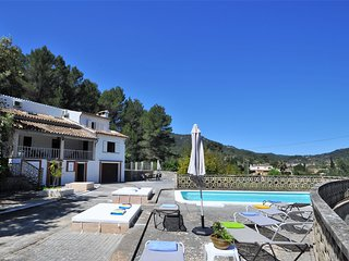 Calendar 2021 Opened- LAS ENCINAS-  House with private pool and sauna in Esporle