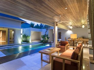 3 BR Luxury Taste Family Pool Villa - Breakfast   (Anlkha)