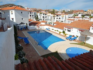 Ground Floor Traditional Spanish Pueblo Style 2 bed 2 bath apartment in Riviera