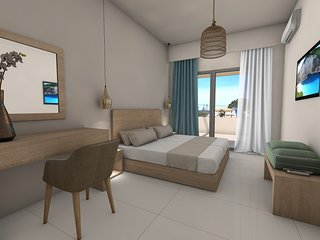Aphrodite-2 bedroom suite 4+2 pax